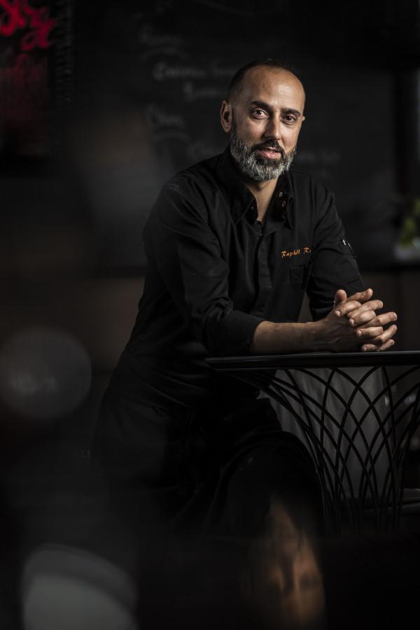 Le chef : Raphaël Rodrigues